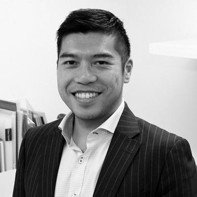 Gerry Wong Headshot