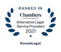 Chambers 2021 badge